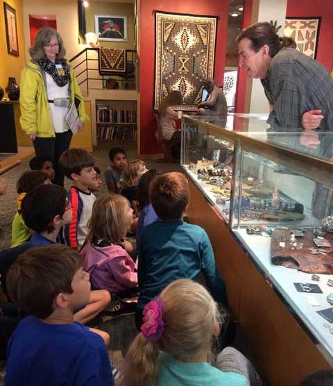 Teaching Children About Native American Art and Culture