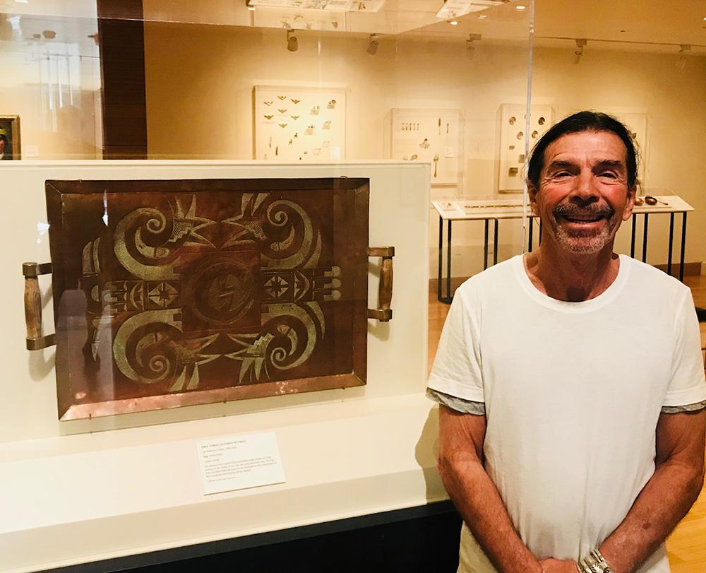 Awa Tsireh Exhibition, Heard Museum