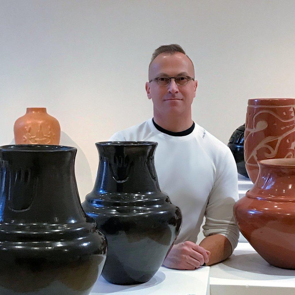 Charles King, King Galleries 2017