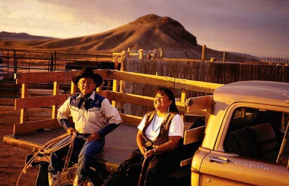 Thomas Curtis and Jennifer Curtis, Arizona Highways 2003