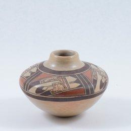 Jean Sahme Nampeyo Jar with Painted Design
