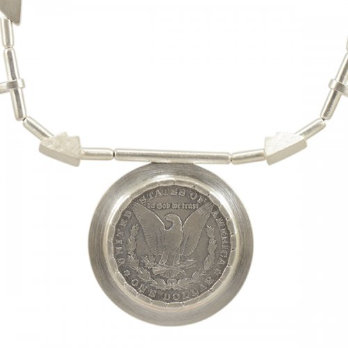 "Amelia Joe Chandler ""In God We Trust"" Necklace"
