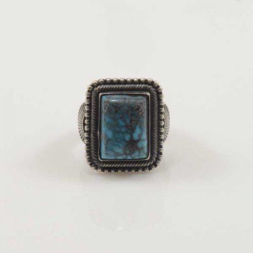 Steve Arviso Turquoise Ring