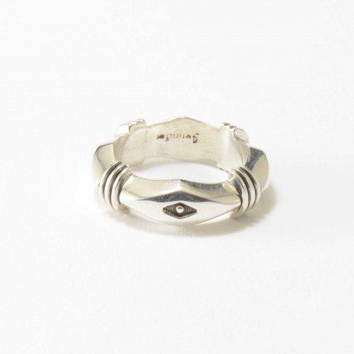 Jennifer Curtis Heavy Gauge Silver Ring