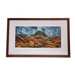 Tony Abeyta Rivers Bend Print
