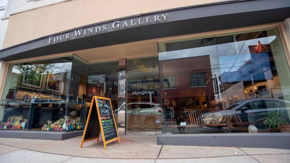 four winds gallery in shadyside