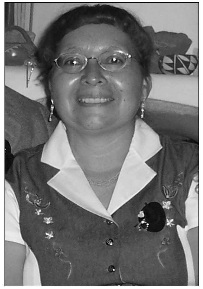 Mary Louise Tafoya