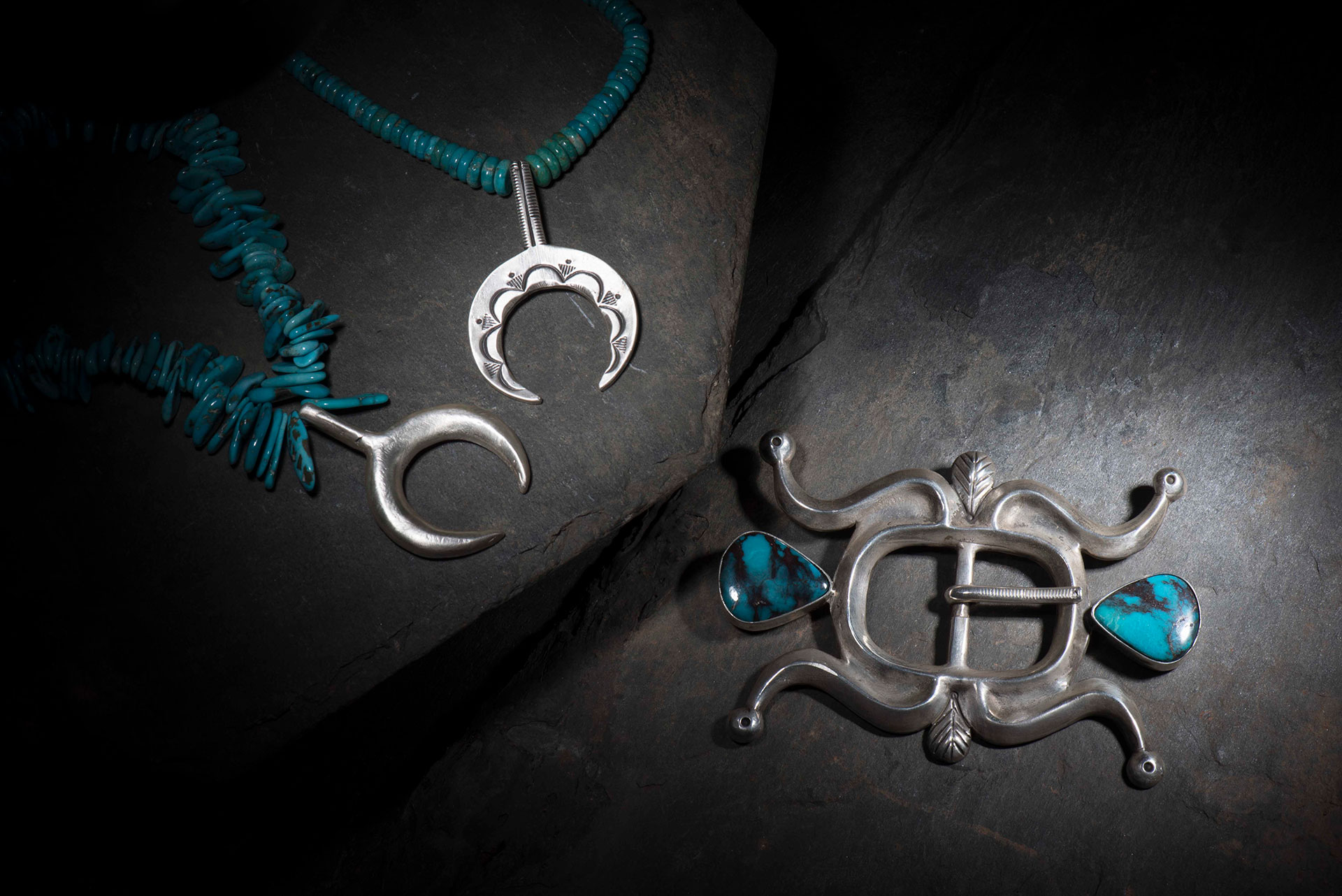 mike bird romero necklaces